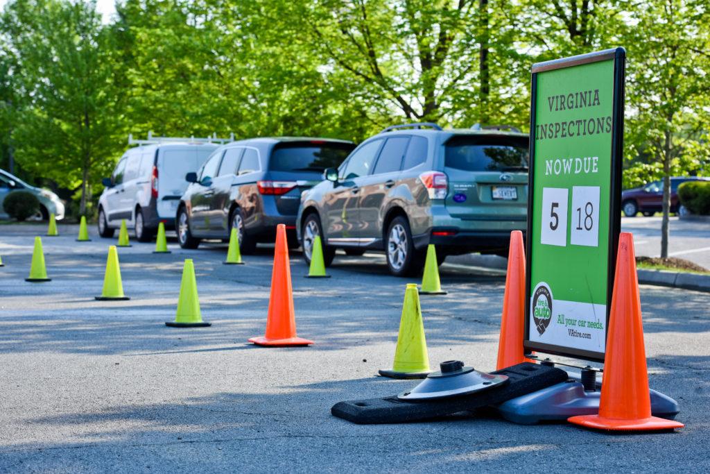 Virginia Vehicle Inspection Checklist.