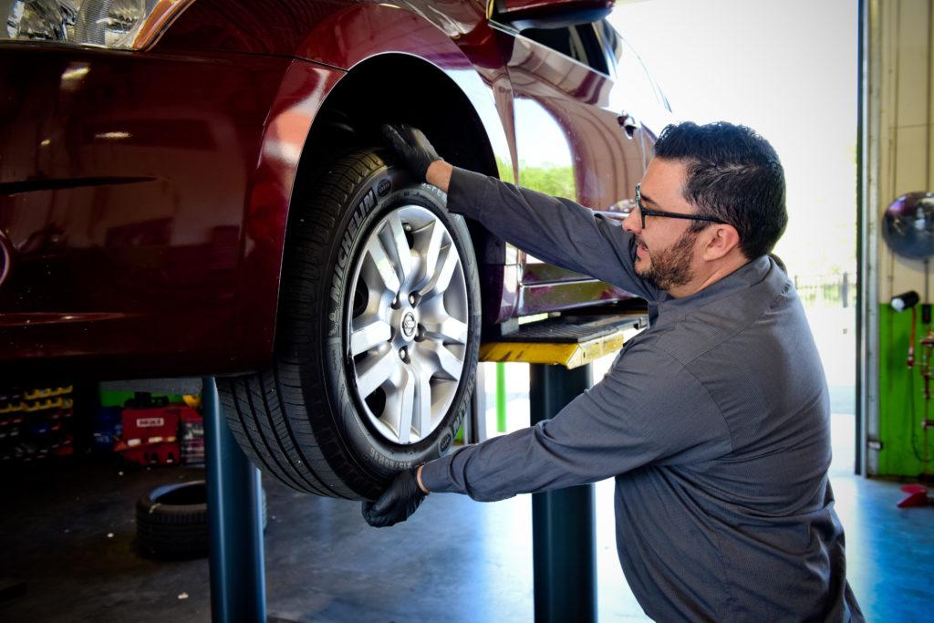 Wheel Alignment And Wheel Balance Virginia Tire Auto