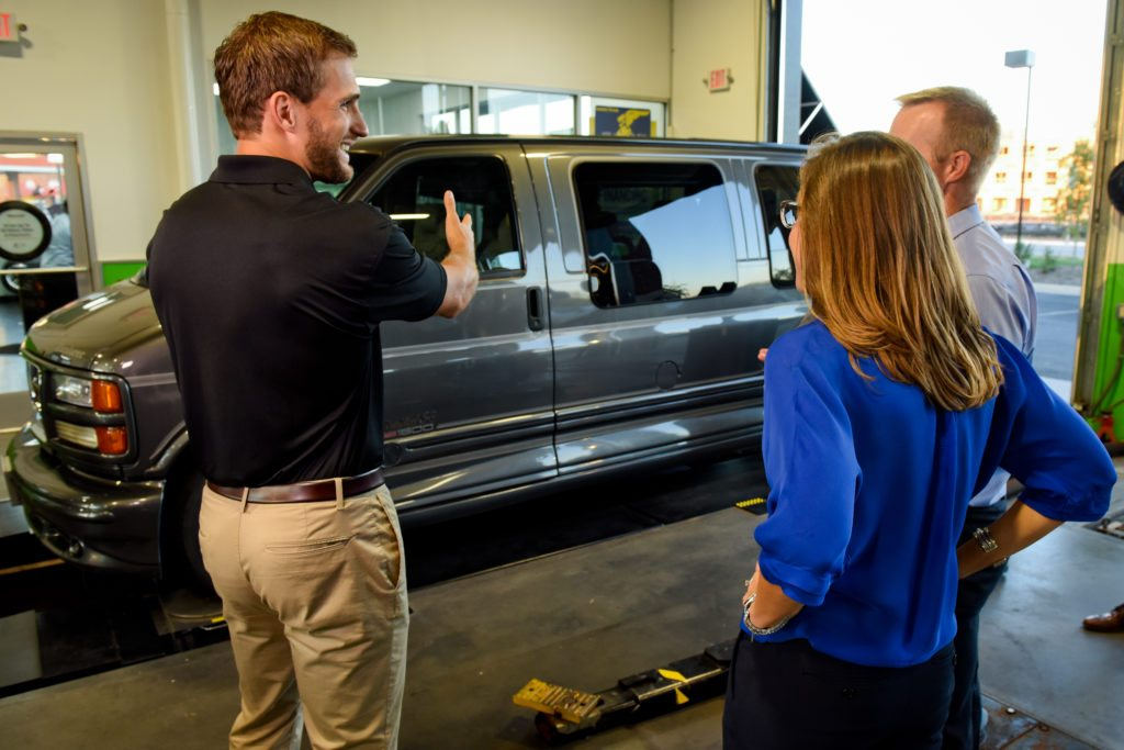 Pre Purchase Car Inspection >> NFL Quarterback Kirk Cousins to Join VTA   Virginia Tire ...