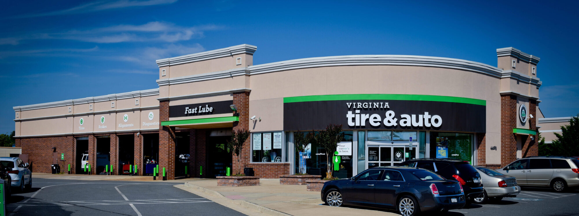 Tire Shops Near Me Open On Sunday >> Virginia Tire Auto Of Ashburn Dulles Tires Mechanics Oil Changes