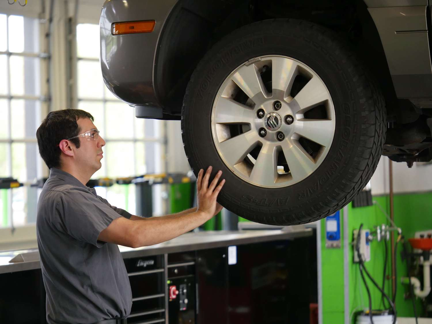 Wheel Alignment In Northern Va Virginia Tire Auto