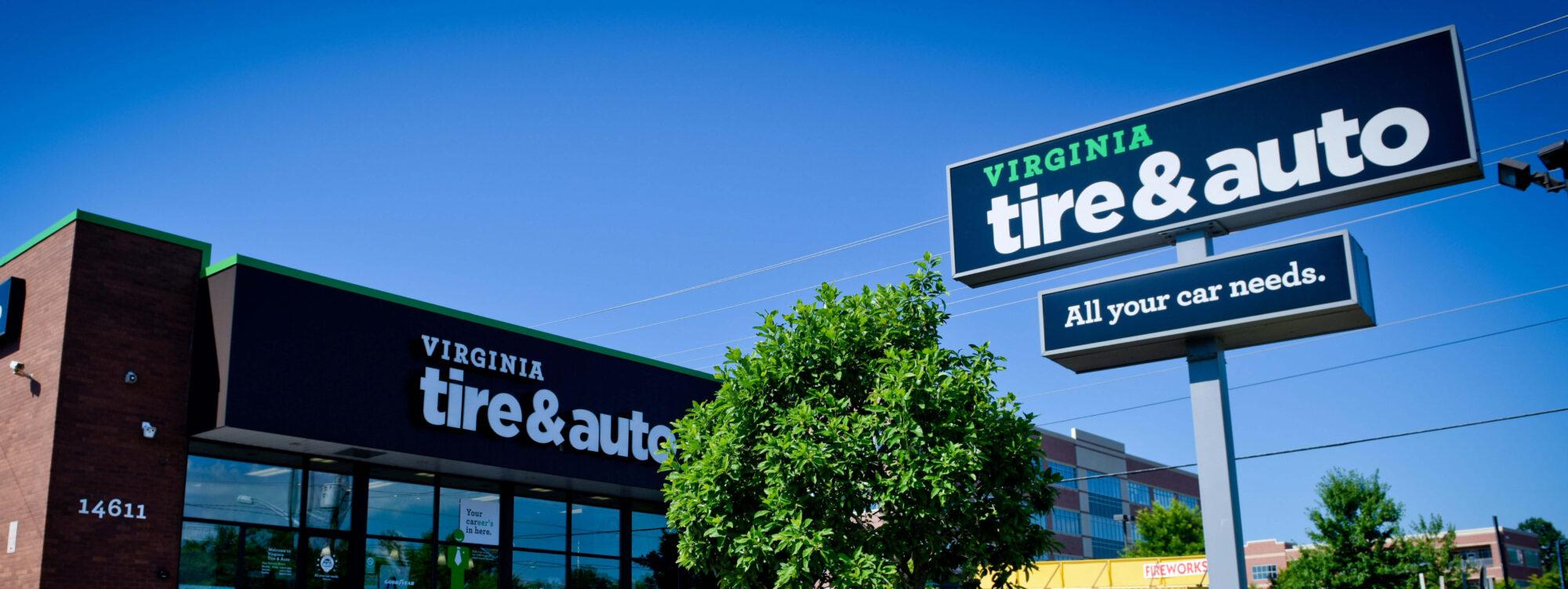 Mr Tire Locations >> Virginia Tire Auto Of Centreville Mechanics Auto Repair Tires