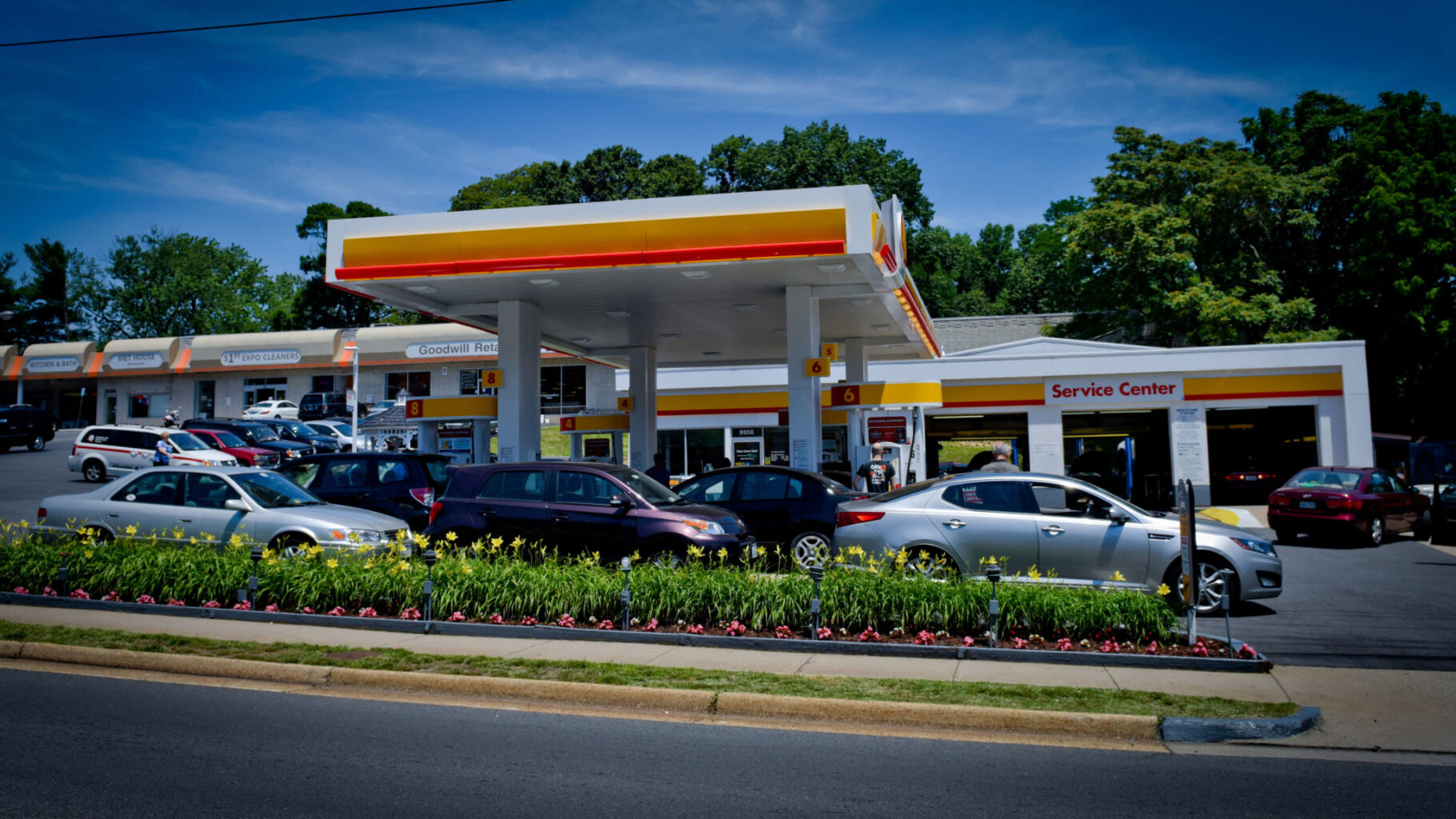 Main street shell auto repairs mechanics oil changes solutioingenieria