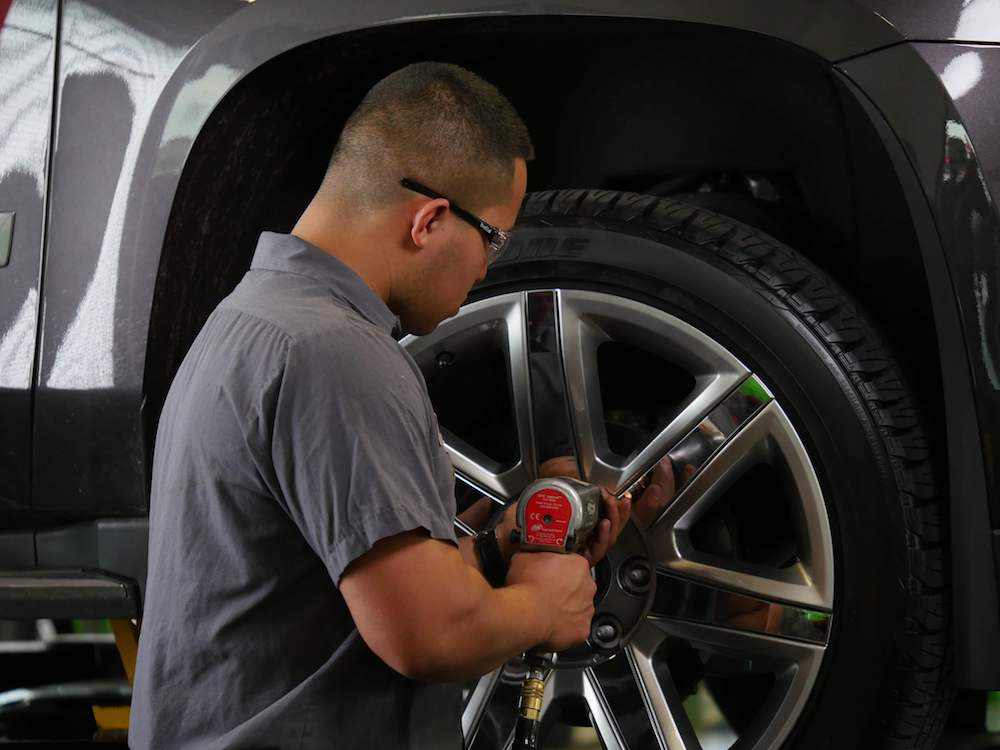 Tire Services Mount Balance Tires Virginia Tire Auto