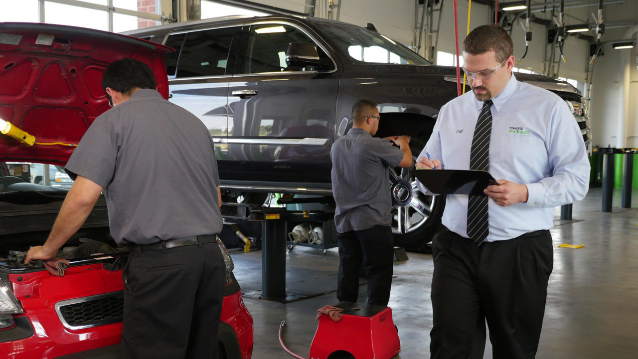 Mechanic Jobs Auto Repair Careers Virginia Tire Auto