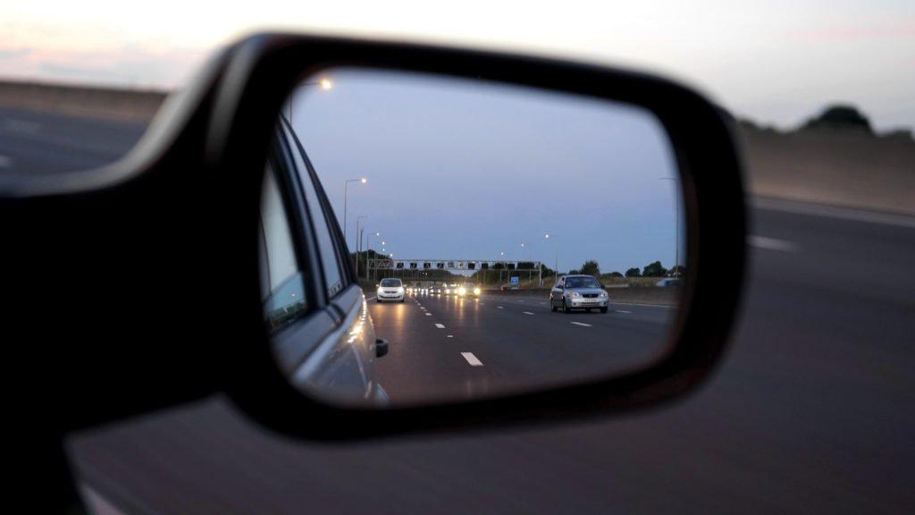 Teen driving in Virginia.