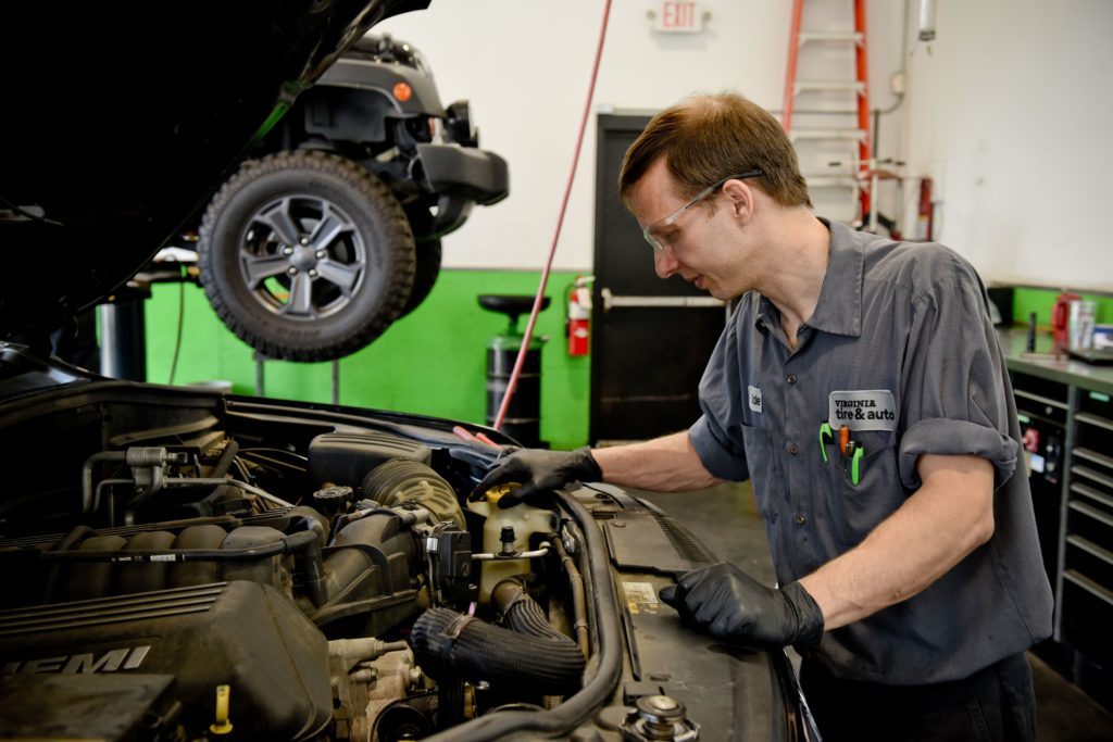 transmission inspection